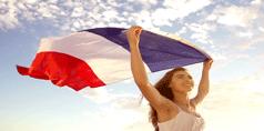 logo corso online francese