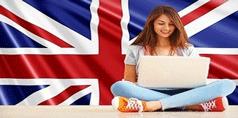 logo corso online inglese