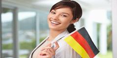 logo corso online tedesco